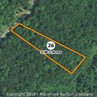 3.38± Acre Building Lot in Eagle Bluff Estates