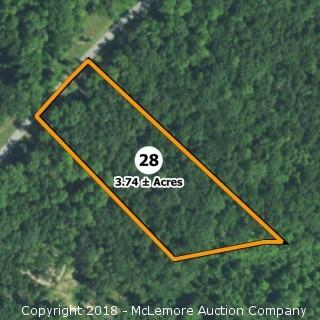 3.74± Acre Building Lot in Eagle Bluff Estates