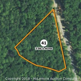 3.06± Acre Building Lot in Eagle Bluff Estates - Water Tap Included