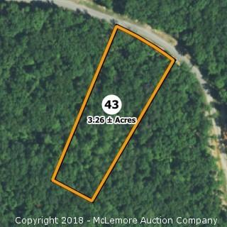 3.26± Acre Building Lot in Eagle Bluff Estates