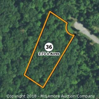 1.73± Acre Building Lot in Eagle Bluff Estates
