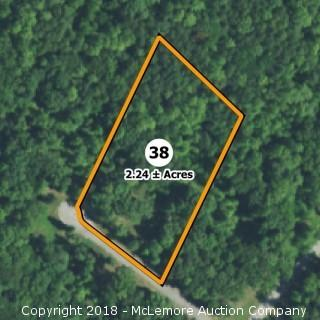 2.24± Acre Building Lot in Eagle Bluff Estates