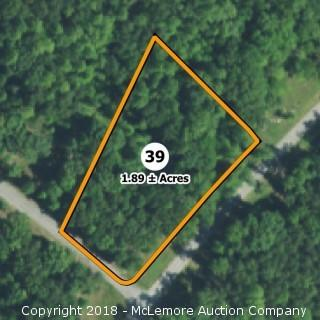 1.89± Acre Building Lot in Eagle Bluff Estates