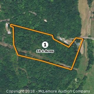 10± Acres with Home