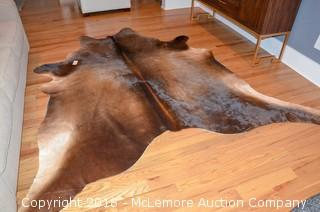 Decorative Cow Hide Rug