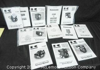 Kawaski Engine Service Manual and Workshop Manual