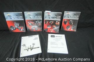 Briggs & Stratton Engine Repair Manuals