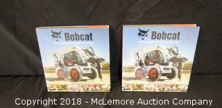 2 Bobcat Fifty Years of Opportunity 1958-2008 by Marty Padgett Albums