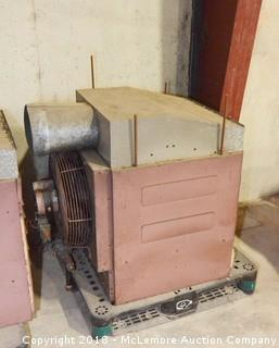 Reznor Natural Gas Unit/Warehouse Heater