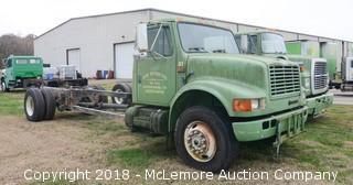 International 4700 4x2 Diesel Work Truck