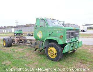 Chevrolet Kodiak Diesel Work Truck