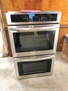 "Frigidaire 30"" Electric Double Oven Model FFET3026TSA"
