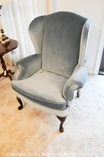 Upholstered Arm Chair by Best Chair