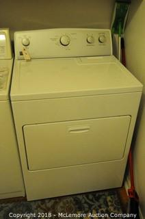 Kenmore Series 500 Electric Dryer