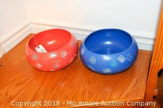 2 Southwestern Bowls