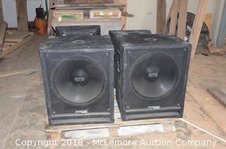 Audio Choice PA Speakers