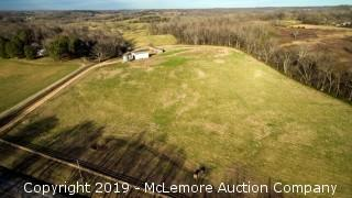 21.2± Acres with Metal Building, Tobacco Barn and 2 Sheds