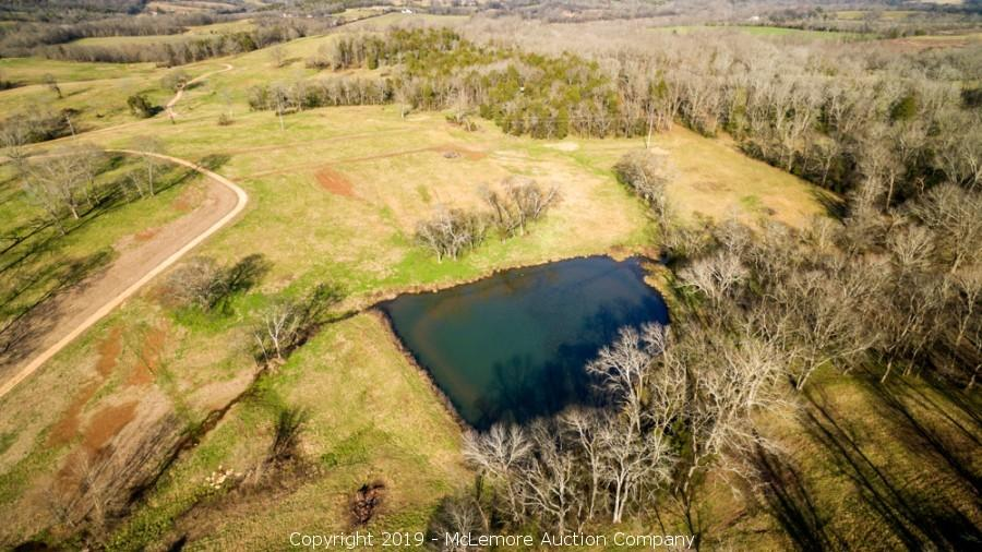 131.68± Acres in 3 Tracts - Scenic Property on the Duck River near Williamsport, TN (Maury County)
