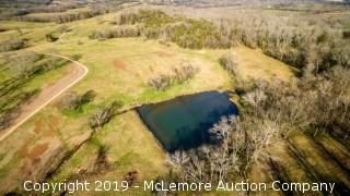 75.8± Acres with Pond and Duck River Frontage