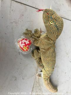 Lizard Beanie Baby