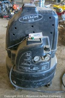 Air Compressor by Hitachi