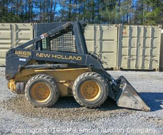 Skid Steer by New Holland