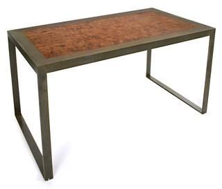 Vintage Carpathian Elm Desk