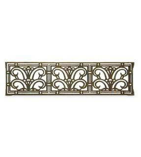 Antique Cast Iron Panels