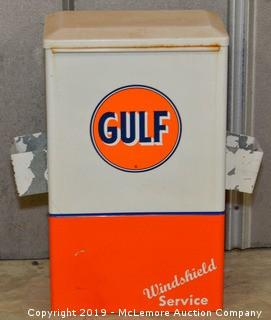 Gulf Windshield Service Box