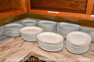 Plates-Approximately 75
