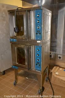 Duke 5/9 Electric Double-Decker Convection Oven