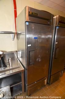 True T-23 Single Door Refrigerator