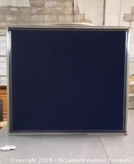 3 Panel Display System With Carrying Case