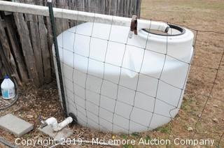 550 Gallon Water Tank