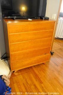 5 Drawer Dresser from 1940's