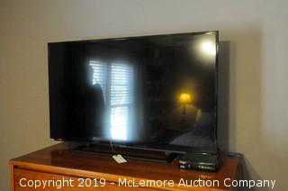 "Sharp 42"" Television with Remote"