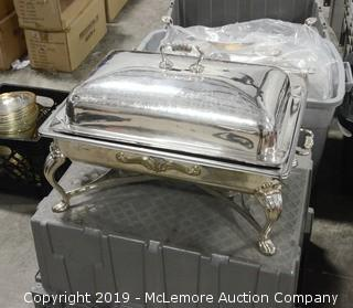 Full Size Chafer Dish with Water Pan