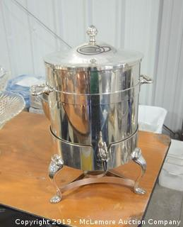 Stainless Steel Hot Drink/Soup Dispenser