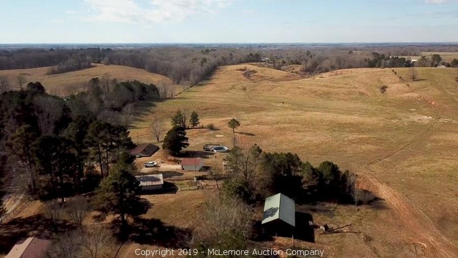 204± Acres in 2 Tracts near Natchez Trace State Park, Henderson County, TN