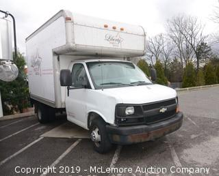 2005 Chevrolet 2500 Box-Truck