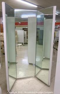 3 Sided Dressing Room Mirror