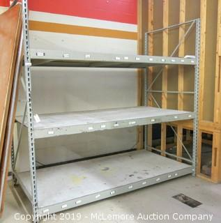 Industrial Racking with Shelves