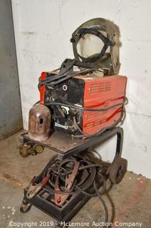 Sincrojet 1801 Welder on Cart