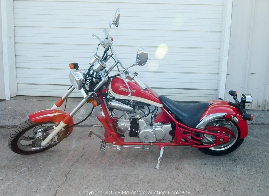 McLemore Auction Company - Auction: Vehicles, Harley-Davidson