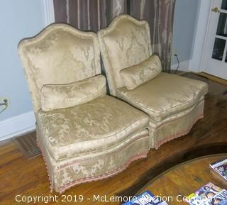 Pair of Upholstered Chairs (2)