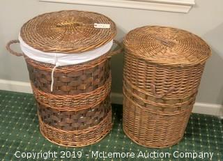 Pair of Baskets (2)