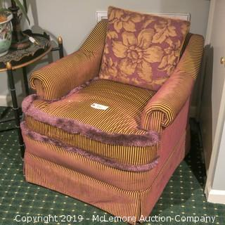 Pair of Arm Chairs (2)