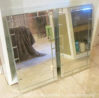 Pair of Wall Mirrors (2)
