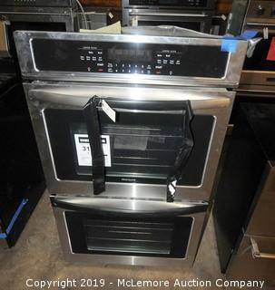 Frigidaire Stainless Steel Double Oven