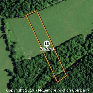 5.00± Acres - NOW SELLING ABSOLUTE